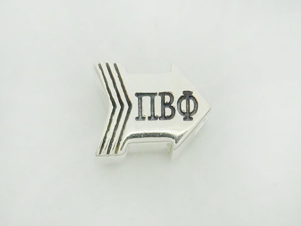 Pi Beta Phi Arrow Greek Sorority Bead European Big Hole Bead