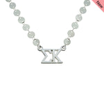 Sigma Kappa Sorority Jewelry Choker Floating Sorority Necklace