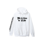 Thoughts and Prayers Hoodie