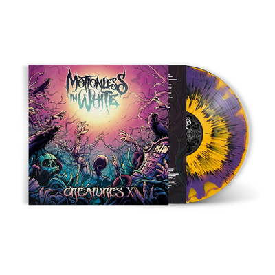 Creatures x Anniversary Vinyl (Limited to 2,500 copies)