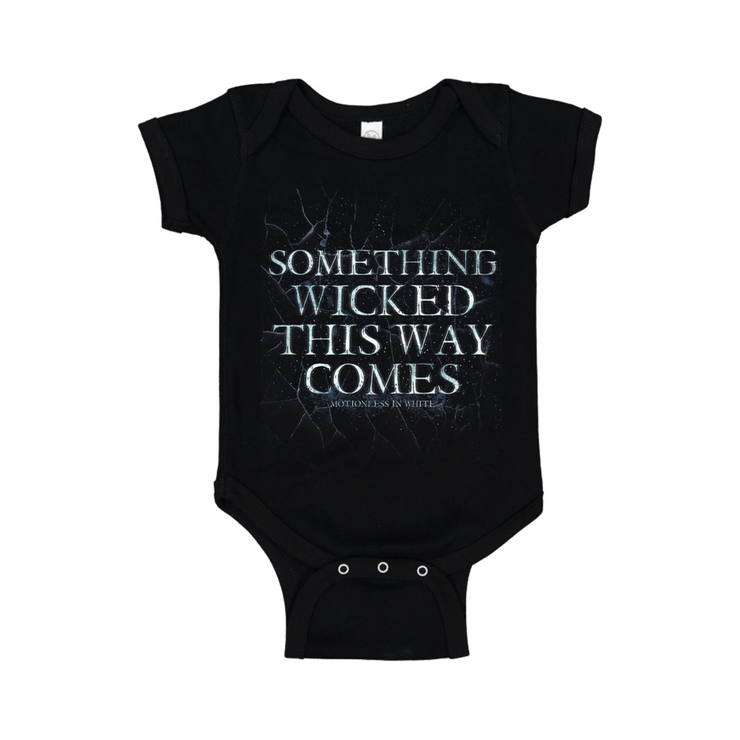 Something Wicked Baby Onesie