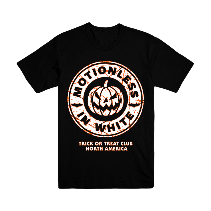 Trick Or Treat Club Tee - North America