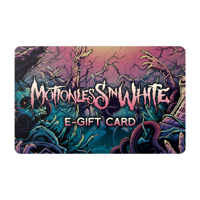 Motionless In White Store E-Gift Card