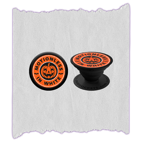 PUMPKIN POP SOCKET