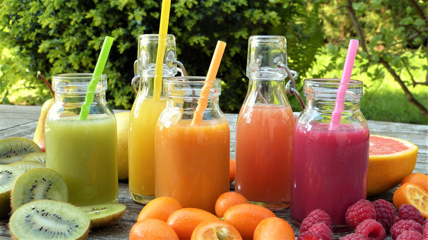 A Smoothie Transition - Our Beginner's Guide to Blending