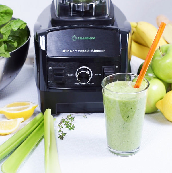 Classic Green Smoothie Recipe