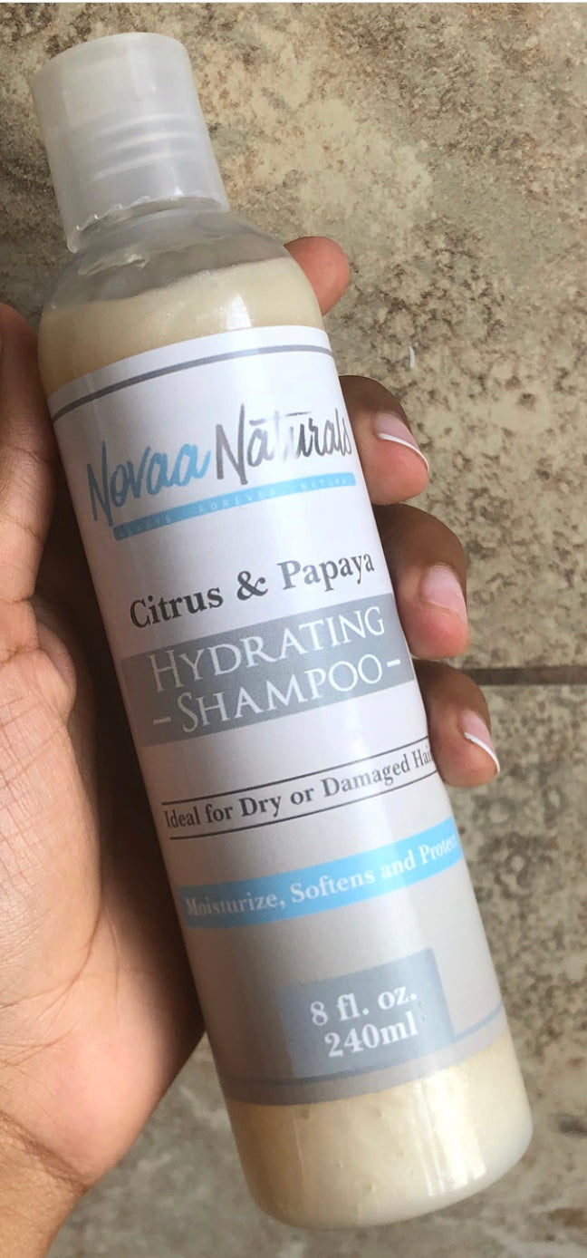 Citrus & Papaya Shampoo