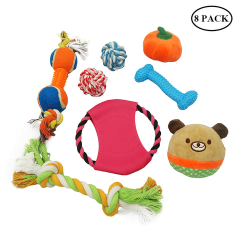 Set of Dog Toys