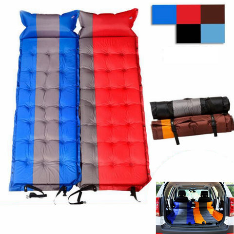 Inflatable matress With Pillow