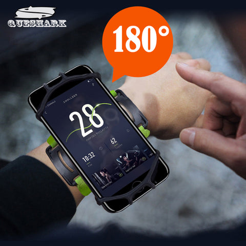 Running Armband Phone, 180° Rotatable Sports 4-6 inch with Key Holder for sport