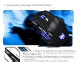 New Gaming Mouse 7200 DPI
