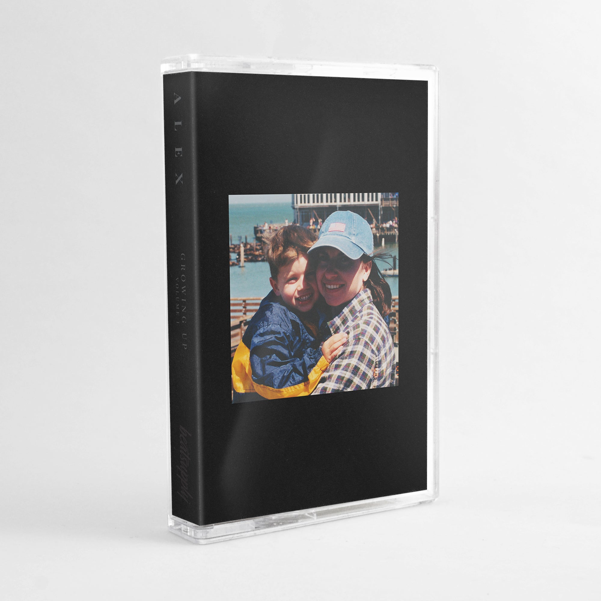 A L E X - Growing Up, Vol. 1 (Limited Edition Cassette)