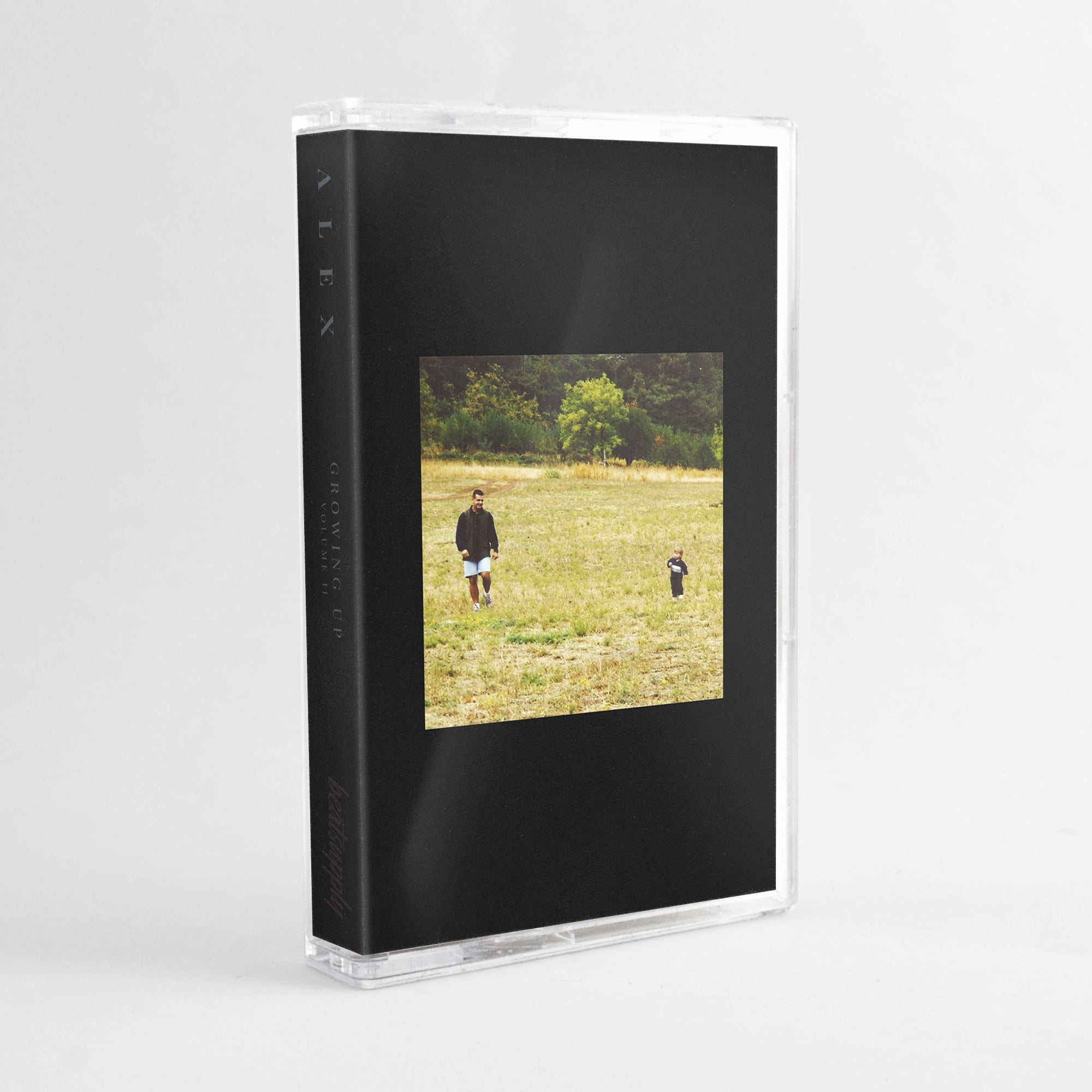 A L E X - Growing Up, Vol 2 (Limited Edition Cassette)