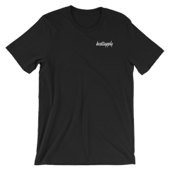 Beatsupply Unisex Logo T-Shirt