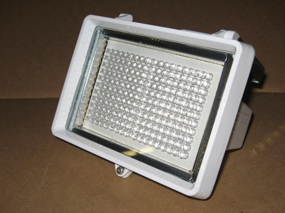 12.5 Watt 24V DC 198 LED - Marine Flood Light - 60 Degree Beam - Watt-a-Light