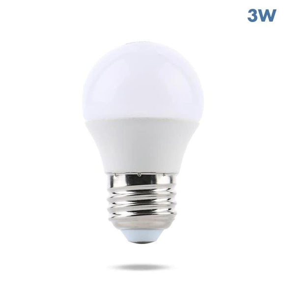 3 Watt 12V DC LED Light Bulb - Watt-a-Light
