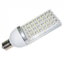 28 x 1W LED 110/240VAC E40 Big Bulb 120 Degree Beam