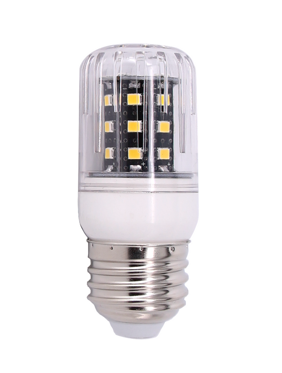 3 Watt LED Corn Bulb | 24V DC | E26 Base