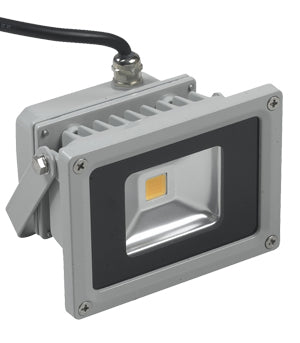 10W LED Flood Light | 12V DC | 120 Degree | 115 Lumens/Watt - Watt-a-Light