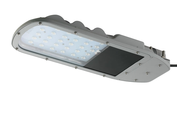 30W 12V DC LED Street Light 150 Lumens/Watt