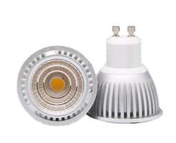 12V DC | 3 Watt | MR16 LED Track Light Bulb | GU-10 Base