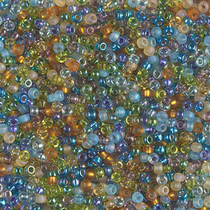 11-MIX-25 - 11/0 Miyuki Seed Bead Mix, Fields of France | 125 Grams