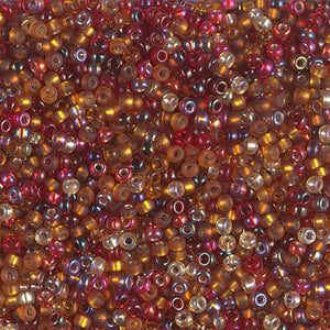 11-MIX-46 - 11/0 Miyuki Seed Bead Mix, Cranberry Harvest | 125 Grams