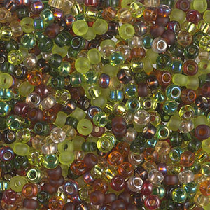 8-MIX-11 - 8/0 Miyuki Seed Bead Mix, Good Earth | 125 Grams