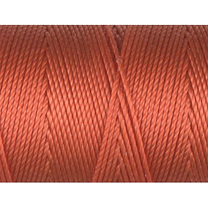 CLC-OG - C-LON Bead Cord Orange | 4 Bobbins
