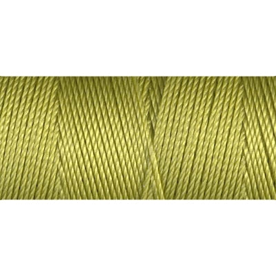CLC.135-CT - C-LON Fine Weight Bead Cord Chartreuse | 4 Bobbins