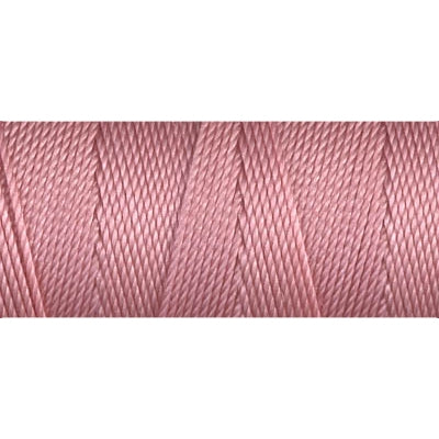 CLC.135-RS - C-LON Fine Weight Bead Cord Rose | 4 Bobbins
