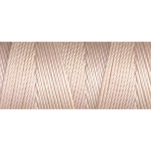 CLC.135-SS - C-LON Fine Weight Bead Cord Sea Shell | 4 Bobbins