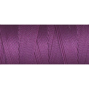 CLMC-GP - C-LON Micro Cord  Grape (320 yds per bobbin) | 4 Bobbins