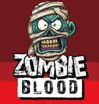 Zombie Blood: 60ml Shortfill Liquids