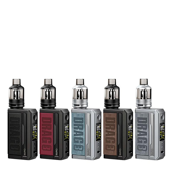 VooPoo Drag 3 Kit with TPP Pod Tank