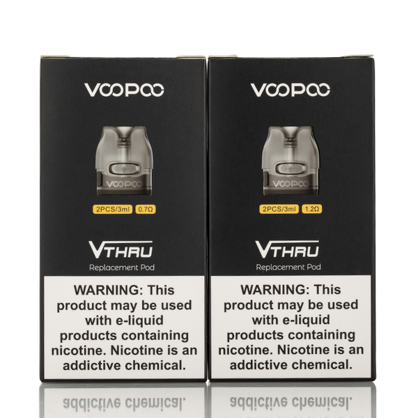 VooPoo VMate Replacement Pods (x2)