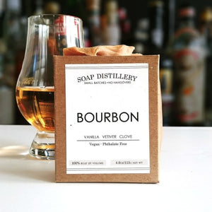 Bourbon Soap Bar