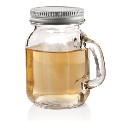 Mason Jar Shot Glass Set