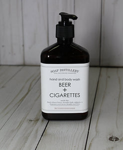 Beer & Cigarettes Hand / Body Wash