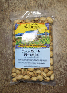 Spicy Ranch Pistachios