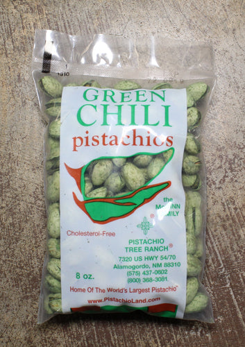 Green Chili Pistachios