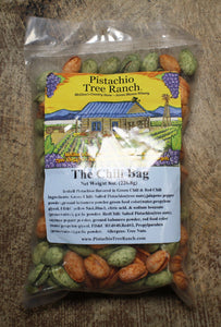 The Chili Bag Pistachios