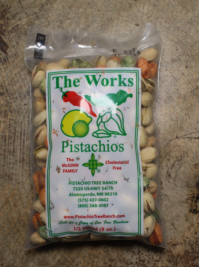 The Works Pistachios
