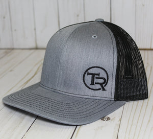 TR Cap - Heather Grey / Black