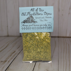Spinach and Artichoke Dip Mix