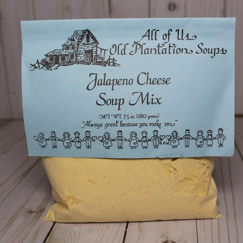 Jalapeño Cheese Soup Mix
