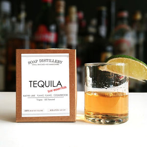 Tequila Soap Bar