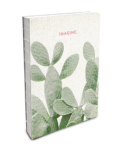 Imagine Cactus Journal