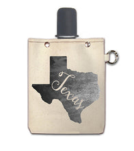Texas Canvas Canteen