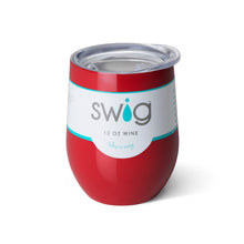 12 oz Stemless - Red